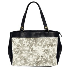 Wall Rock Pattern Structure Dirty Office Handbags (2 Sides)