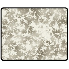 Wall Rock Pattern Structure Dirty Fleece Blanket (medium)