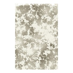 Wall Rock Pattern Structure Dirty Shower Curtain 48  X 72  (small)