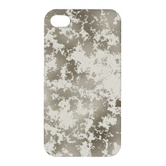 Wall Rock Pattern Structure Dirty Apple Iphone 4/4s Hardshell Case