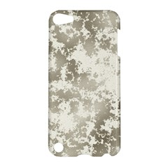 Wall Rock Pattern Structure Dirty Apple iPod Touch 5 Hardshell Case
