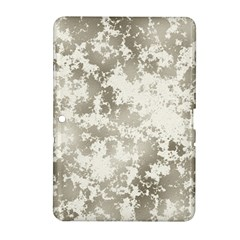 Wall Rock Pattern Structure Dirty Samsung Galaxy Tab 2 (10.1 ) P5100 Hardshell Case