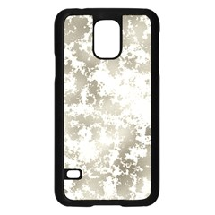 Wall Rock Pattern Structure Dirty Samsung Galaxy S5 Case (Black)
