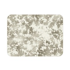 Wall Rock Pattern Structure Dirty Double Sided Flano Blanket (mini)