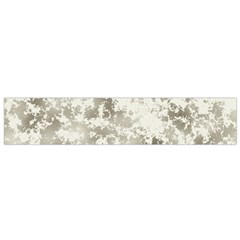 Wall Rock Pattern Structure Dirty Flano Scarf (small)