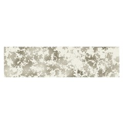 Wall Rock Pattern Structure Dirty Satin Scarf (Oblong)