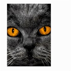 Cat Eyes Background Image Hypnosis Large Garden Flag (Two Sides)