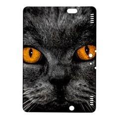 Cat Eyes Background Image Hypnosis Kindle Fire HDX 8.9  Hardshell Case