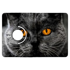 Cat Eyes Background Image Hypnosis Kindle Fire Hdx Flip 360 Case