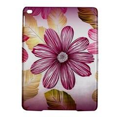 Flower Print Fabric Pattern Texture Ipad Air 2 Hardshell Cases