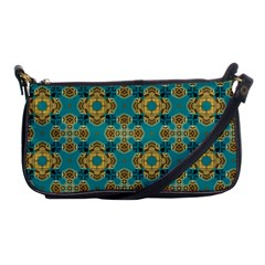 Vintage Pattern Unique Elegant Shoulder Clutch Bags