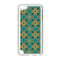 Vintage Pattern Unique Elegant Apple Ipod Touch 5 Case (white)