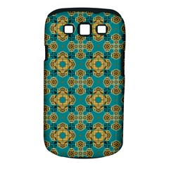 Vintage Pattern Unique Elegant Samsung Galaxy S Iii Classic Hardshell Case (pc+silicone)