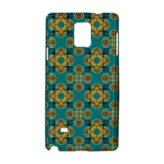 Vintage Pattern Unique Elegant Samsung Galaxy Note 4 Hardshell Case
