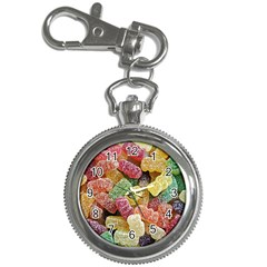 Jelly Beans Candy Sour Sweet Key Chain Watches