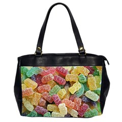 Jelly Beans Candy Sour Sweet Office Handbags (2 Sides)