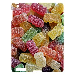 Jelly Beans Candy Sour Sweet Apple Ipad 3/4 Hardshell Case