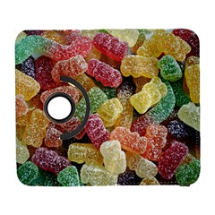 Jelly Beans Candy Sour Sweet Galaxy S3 (flip/folio)