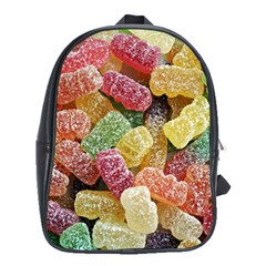 Jelly Beans Candy Sour Sweet School Bags (XL)