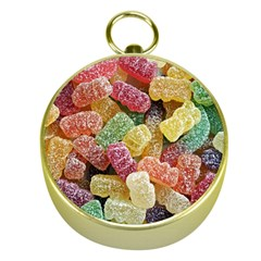 Jelly Beans Candy Sour Sweet Gold Compasses