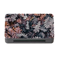 Leaf Leaves Autumn Fall Brown Memory Card Reader with CF