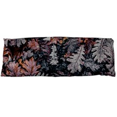 Leaf Leaves Autumn Fall Brown Body Pillow Case Dakimakura (two Sides)