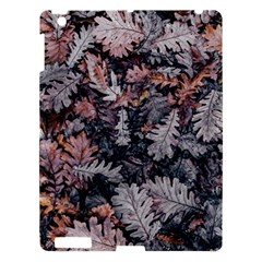 Leaf Leaves Autumn Fall Brown Apple Ipad 3/4 Hardshell Case