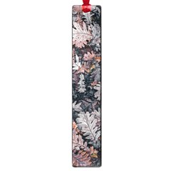 Leaf Leaves Autumn Fall Brown Large Book Marks