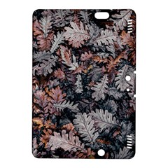 Leaf Leaves Autumn Fall Brown Kindle Fire HDX 8.9  Hardshell Case