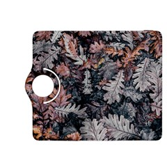 Leaf Leaves Autumn Fall Brown Kindle Fire Hdx 8 9  Flip 360 Case
