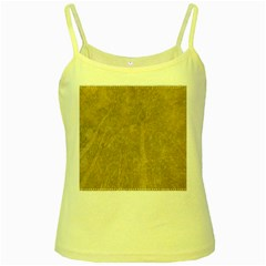 Abstract Forest Trees Age Aging Yellow Spaghetti Tank