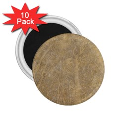Abstract Forest Trees Age Aging 2.25  Magnets (10 pack)