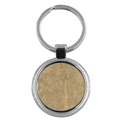 Abstract Forest Trees Age Aging Key Chains (Round)