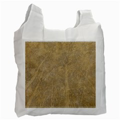 Abstract Forest Trees Age Aging Recycle Bag (One Side)