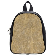 Abstract Forest Trees Age Aging School Bags (Small)