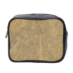 Abstract Forest Trees Age Aging Mini Toiletries Bag 2-Side