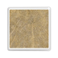 Abstract Forest Trees Age Aging Memory Card Reader (square)