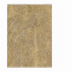 Abstract Forest Trees Age Aging Small Garden Flag (two Sides)