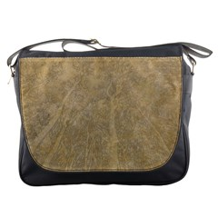 Abstract Forest Trees Age Aging Messenger Bags