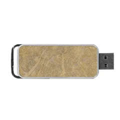 Abstract Forest Trees Age Aging Portable USB Flash (One Side)