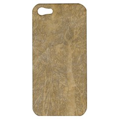 Abstract Forest Trees Age Aging Apple iPhone 5 Hardshell Case