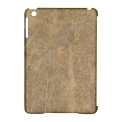 Abstract Forest Trees Age Aging Apple iPad Mini Hardshell Case (Compatible with Smart Cover)