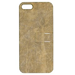 Abstract Forest Trees Age Aging Apple iPhone 5 Hardshell Case with Stand