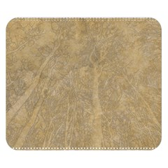 Abstract Forest Trees Age Aging Double Sided Flano Blanket (small)