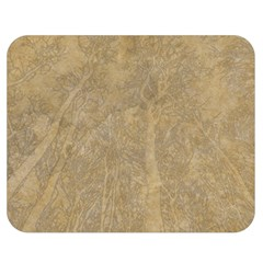 Abstract Forest Trees Age Aging Double Sided Flano Blanket (medium)