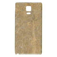 Abstract Forest Trees Age Aging Galaxy Note 4 Back Case