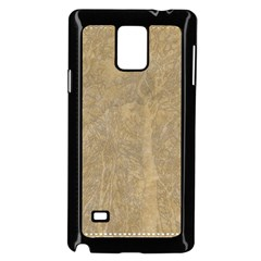 Abstract Forest Trees Age Aging Samsung Galaxy Note 4 Case (black)