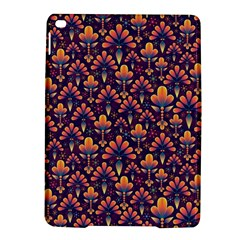 Abstract Background Floral Pattern Ipad Air 2 Hardshell Cases