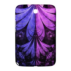 Beautiful Lilac Fractal Feathers of the Starling Samsung Galaxy Note 8.0 N5100 Hardshell Case