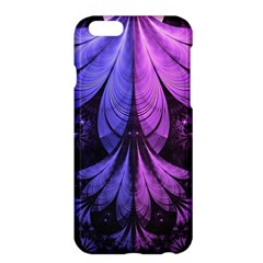 Beautiful Lilac Fractal Feathers of the Starling Apple iPhone 6 Plus/6S Plus Hardshell Case